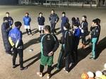 12/15 A・B合同練習①